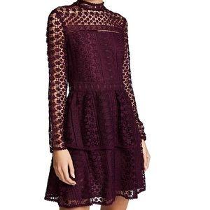 Cupcakes & cashmere lace dress